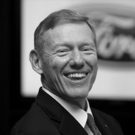 Alan Mulally, CEO, Ford Motor Company
