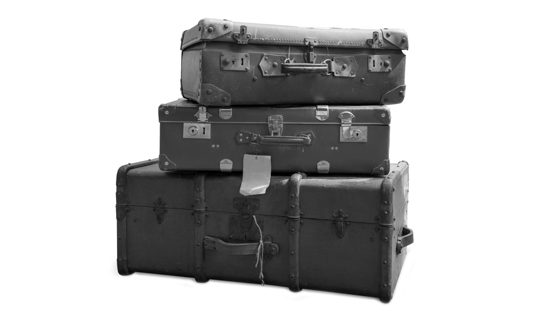 Travel Light – Leave Your Bags at Home
