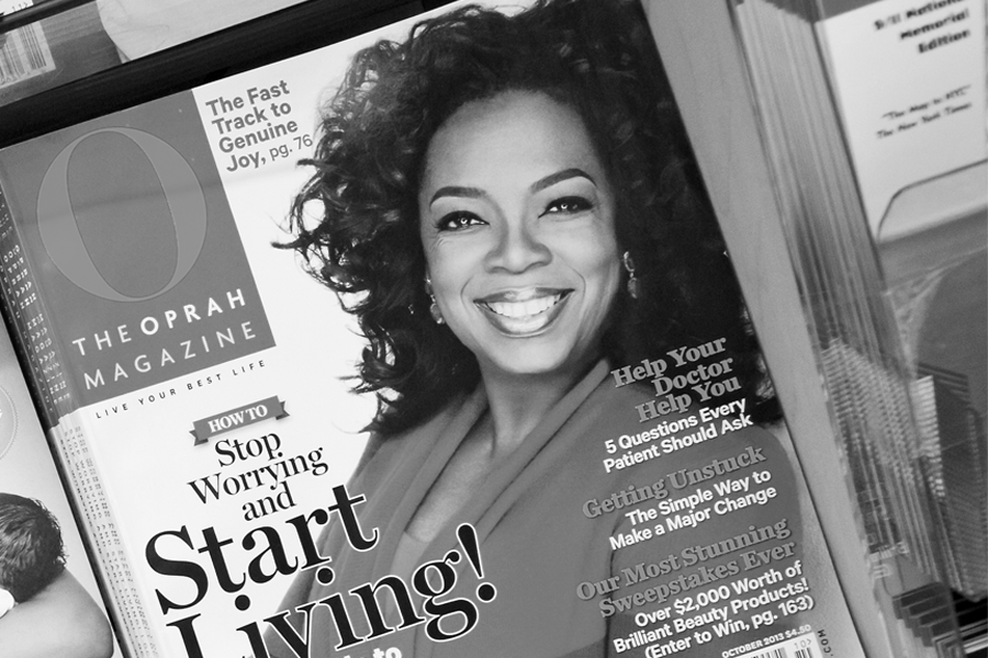 Oprah Winfrey – Go Deep and Move Forward