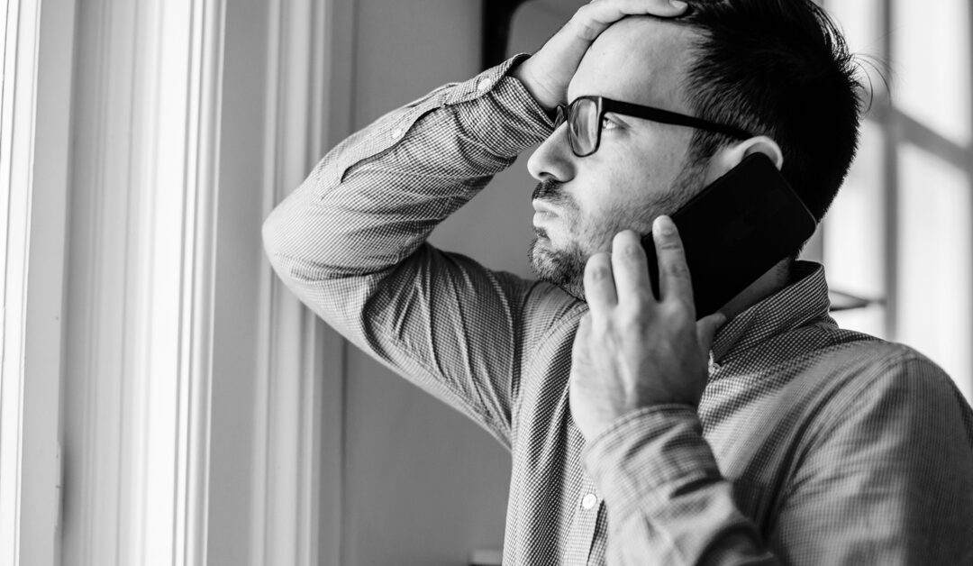 Just Enough Anxiety – How to Cope in Today's Uncertain World