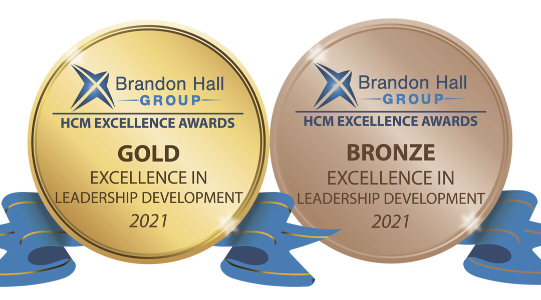 THE HEALTHY LEADER® Wins Gold and Bronze